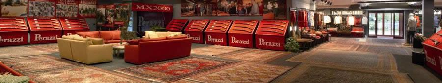 perazzi - showroom